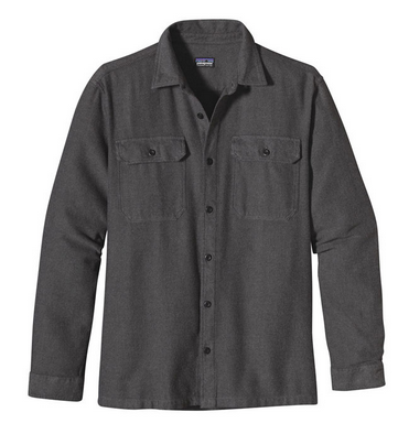 Patagonia Organic Cotton Flannel $45