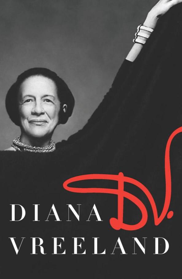 D.V. by Diana Vreeland $13