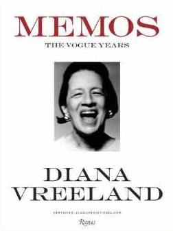 Diana Vreeland Memos Book $38
