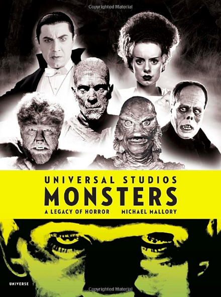 Universal Studios Monsters: A Legacy of Horror $30