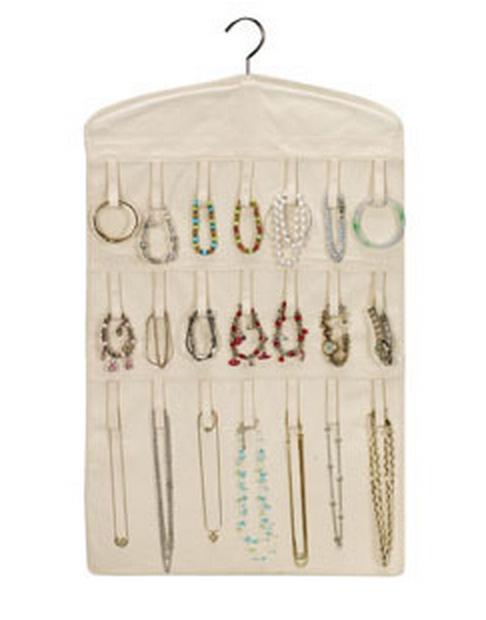 Hanging Jewelry Closet Organizer $19