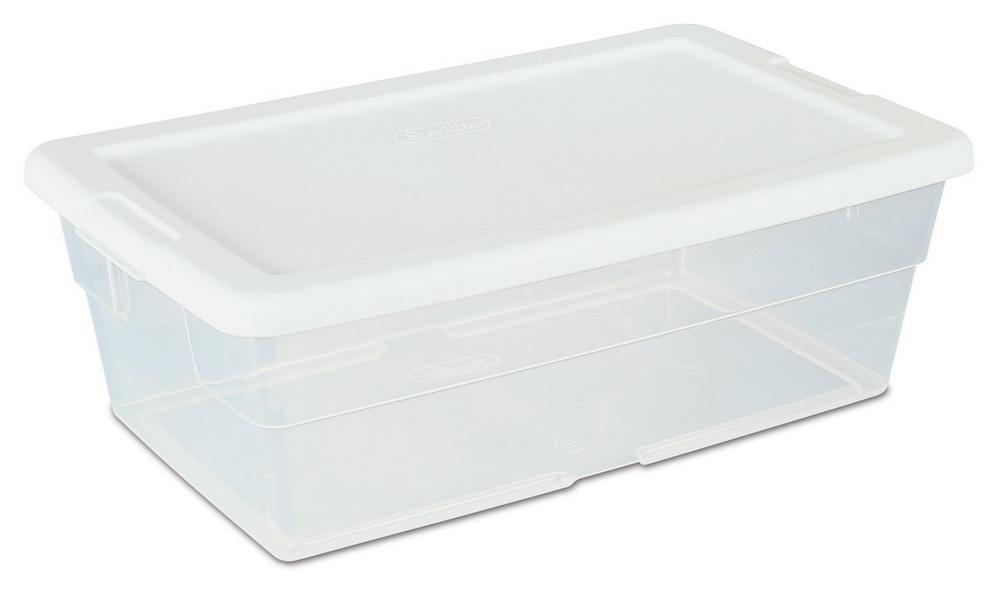 Sterilite Storage Box 12 Pack $30