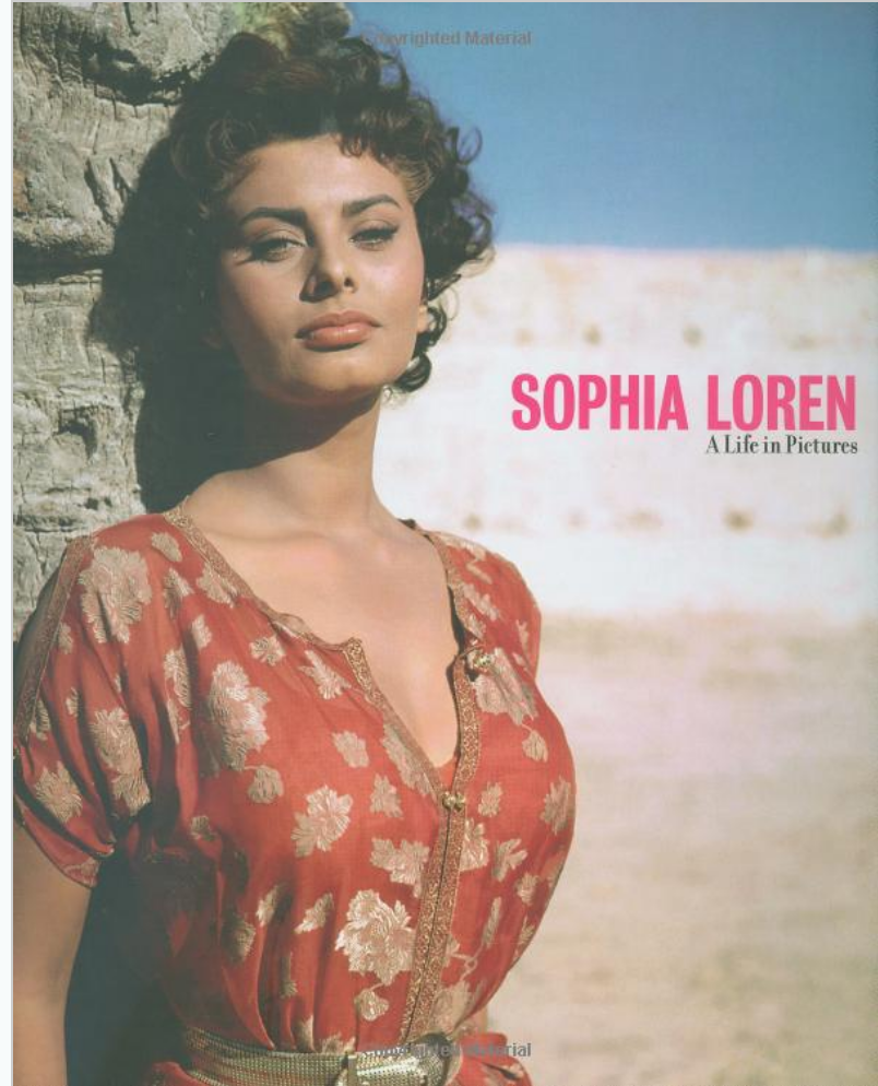 Sophia Loren A Life in Pictures $33