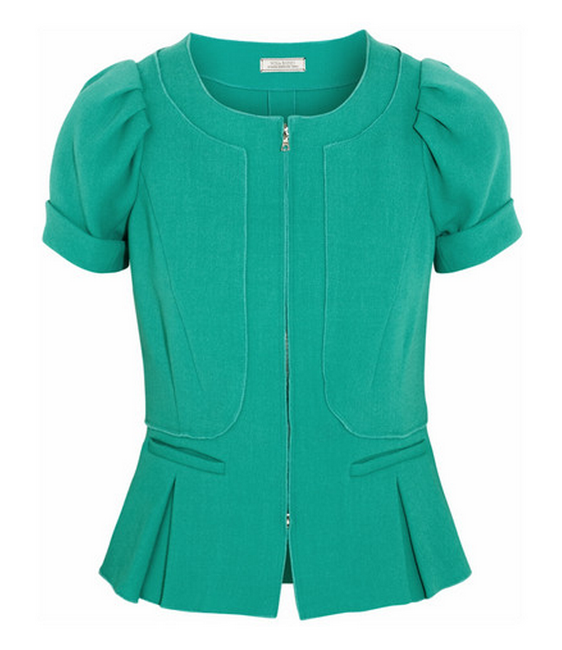Nina Ricci Short Sleeve Jacket $1650