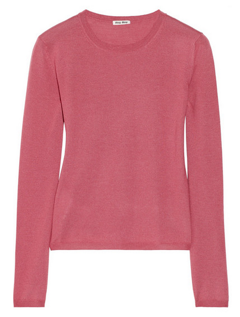 Miu Miu Sweater $610