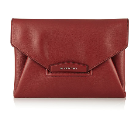 Givenchy Envelope Clutch $1280