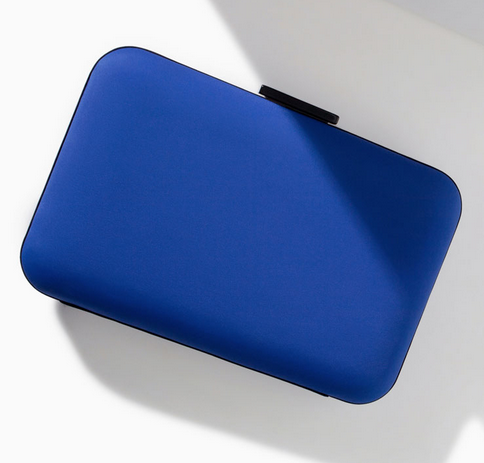 Zara Neoprene Clutch $59.90