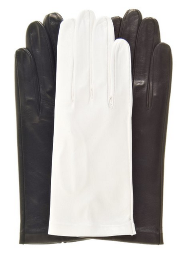 Fratelli Orsini Unlined Leather Gloves $80