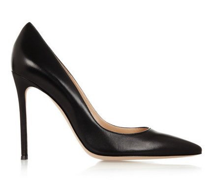 Gianvito Rossi Leather Pumps $640