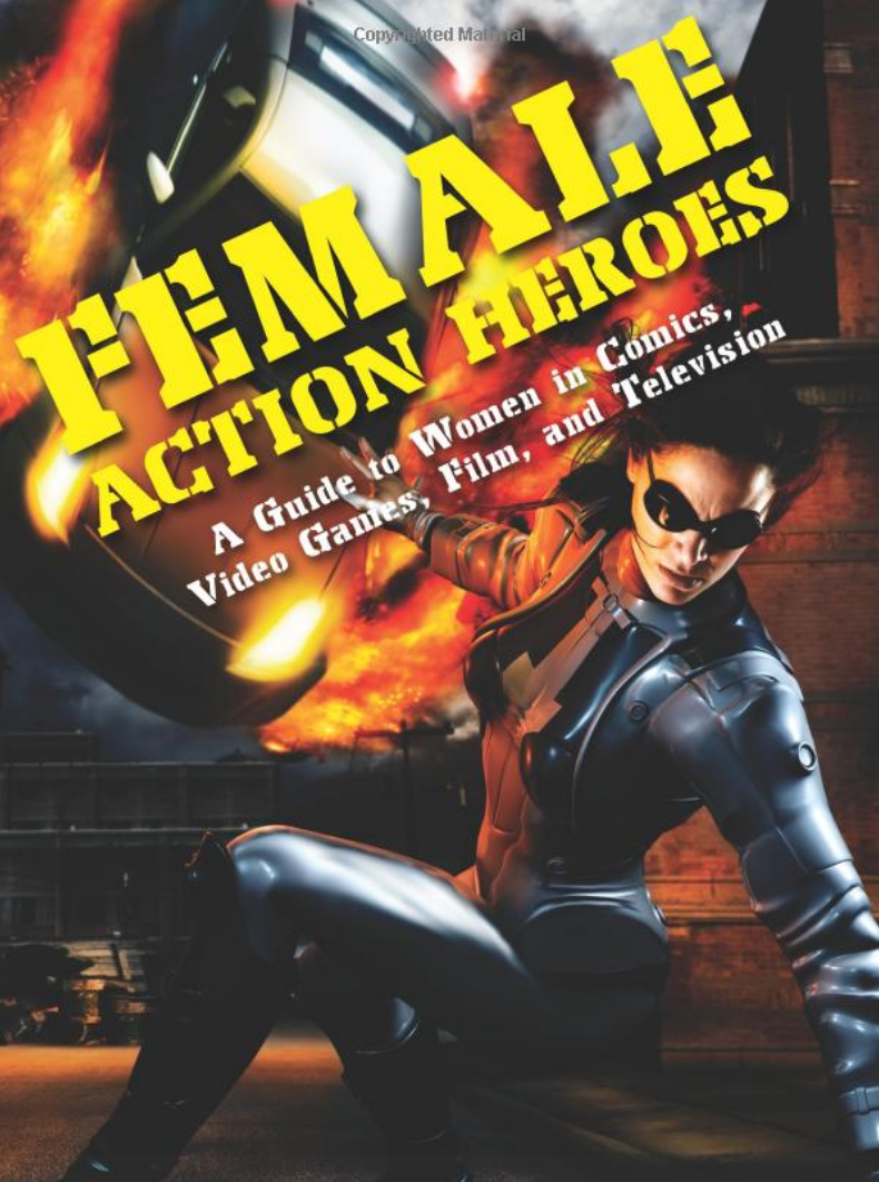 Female Action Heroes Book $75