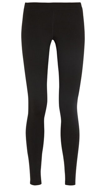 HEY JO Cassini stretch-jersey leggings $275