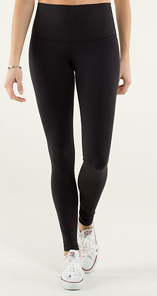 Wunder Under Pant *Full-On Luon (Roll Down) $92