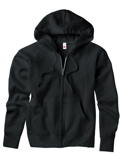 Hanes Women's ComfortBlend® EcoSmart Fleece Full-Zip Hood 8oz. Sweatshirt $25.27 - $89.92