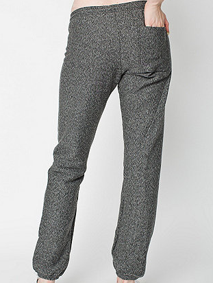 Unisex Salt and Pepper Sweatpant $38