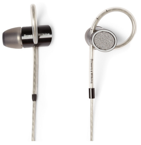 BOWERS & WILKINS C5 IN-EAR HEADPHONES $180