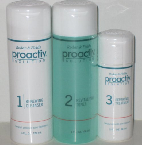 Proactiv Solution 3pc Micro-Crystal 60 Day Acne Treatment Kit $40.95