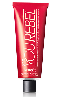 you rebel SPF 15 tinted moisturizer $30