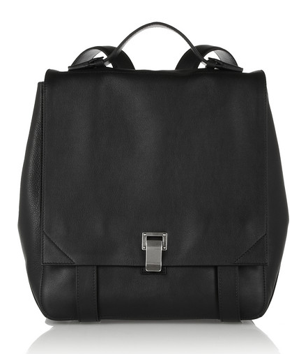 PROENZA SCHOULER PS Courier leather backpack $2,150