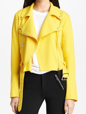 Christopher Kane Motocycle Jacket $1740