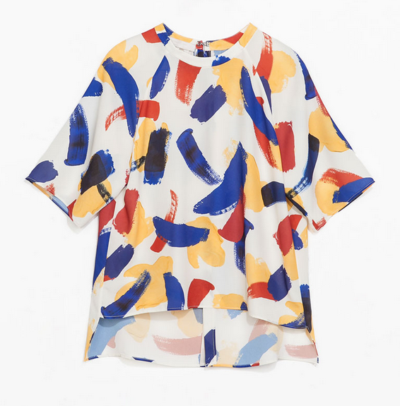 Zara Blouse $49.90