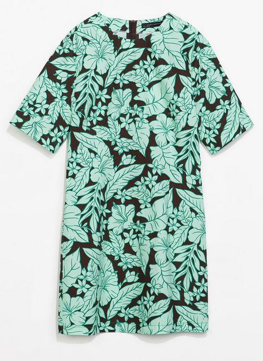 Zara Print Dress $79.90