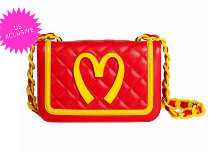 Moschino Medium Quilted Leather Bag $ 1,265.00