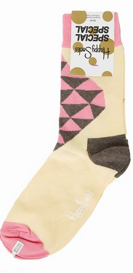 Happy Socks Special Triangle Socks $ 14.00