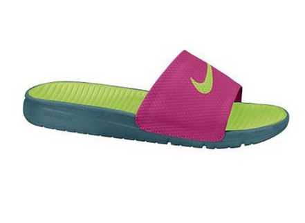 Nike Benassi Solarsoft Slide Women's Shoes $32