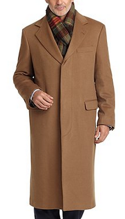 Brooks Bros Cashmere Coat $2498