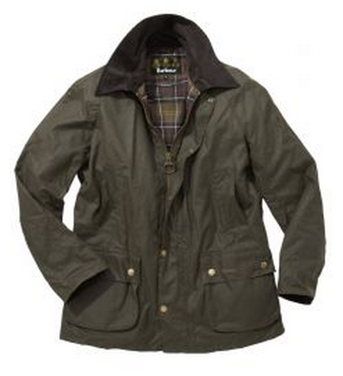 Barbour Wax Coat $379