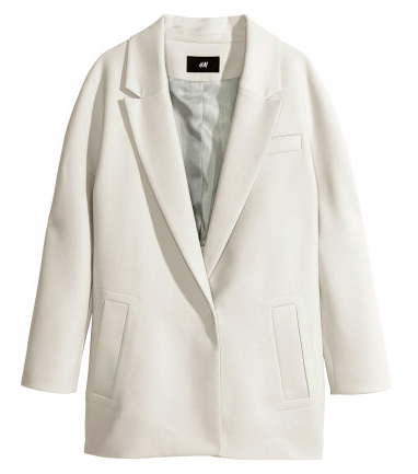 H&M Single-breasted Coat $59.95