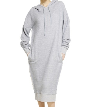 Mes Demoiselles Long Hooded Sweatshirt $513.67
