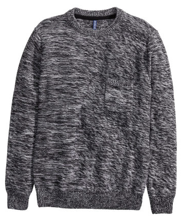 H&M Knit Sweater $24.95