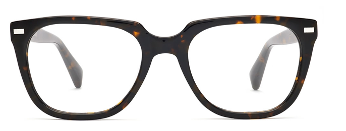 Warby Parker Duval Glasses $95