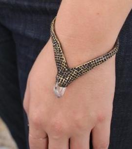 Unearthen Pegasi Wrist Cuff $368