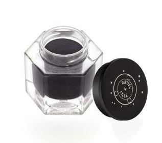 Rituelle de Fille Ash Ember Eye Soot, Obsidian $22