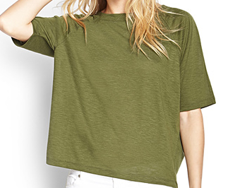 Forever 21 Knit Dolman Top $11.80