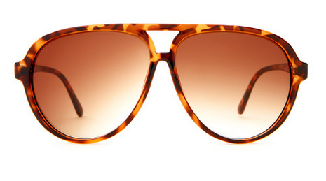 The Nite Shift - Gloss Tortoise w/ Amber Gradient CR-39 Lenses $56