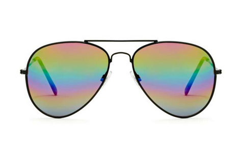 A.J. Morgan Technicolor Sunset Aviator $20