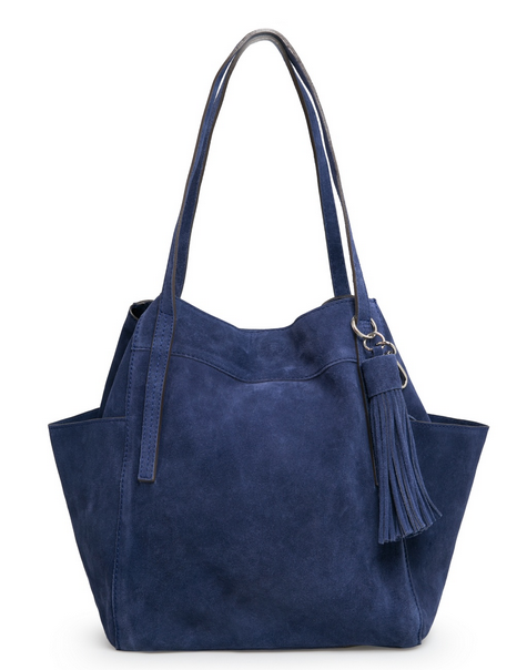 Mango Tassel Hobo Bag $99.99