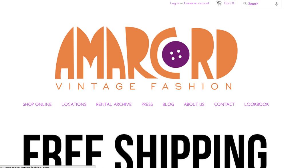 Amacord Vintage