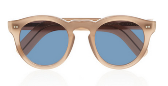 CUTLER AND GROSS Round-frame acetate and metal sunglasses $500