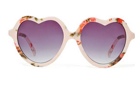 Hearts Bloom Shades $18.00