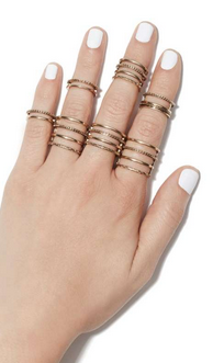 Atash Ring Set $18.00