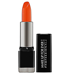 MAKE UP FOR EVER Rouge Artist Intense Satin Bright Orange $20