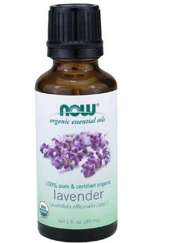 Now Foods Organic Lavender Oil $9.49
