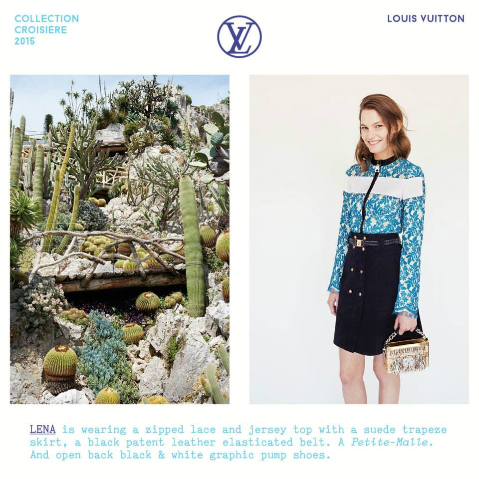 Louis Vuitton Cruise 2015 by Juergen Teller