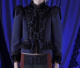 Marc Jacobs Doubleface Wool Victorian Jacket $3,500