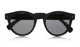 ILLESTEVA Leonard round-frame acetate sunglasses $180