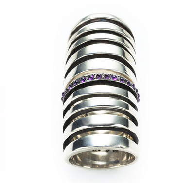 Pamela Love Double Path Ring $825